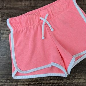 Old Navy Neon Pink Shorts